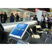 На прошедшей в Москве международной выставке «Химчистка и прачечная 2013» наша компания Дилерский центр «ЮНИСЕК» принимала активное участие
